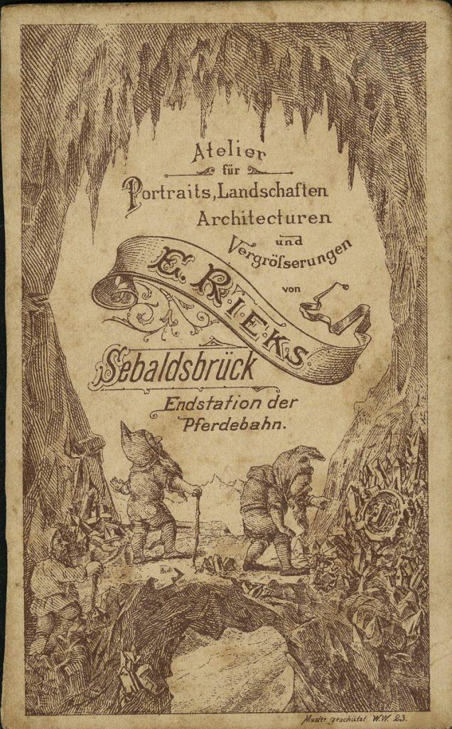 E. Rieks - Sebaldsbrück