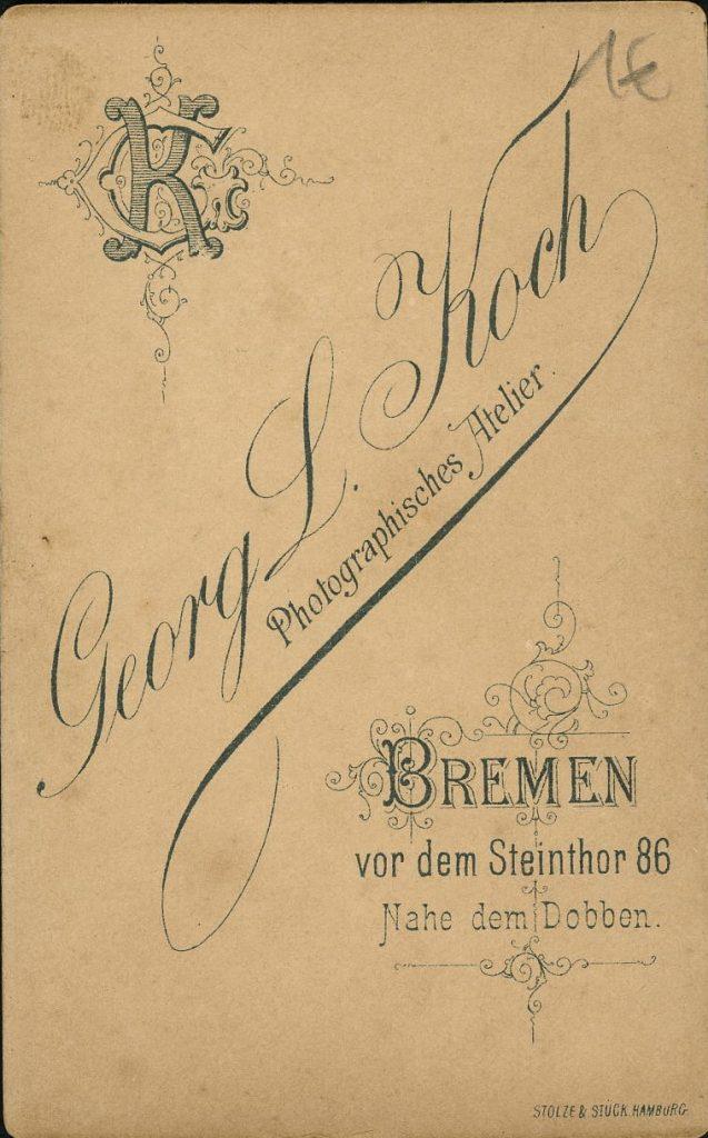 Georg L. Koch - Bremen