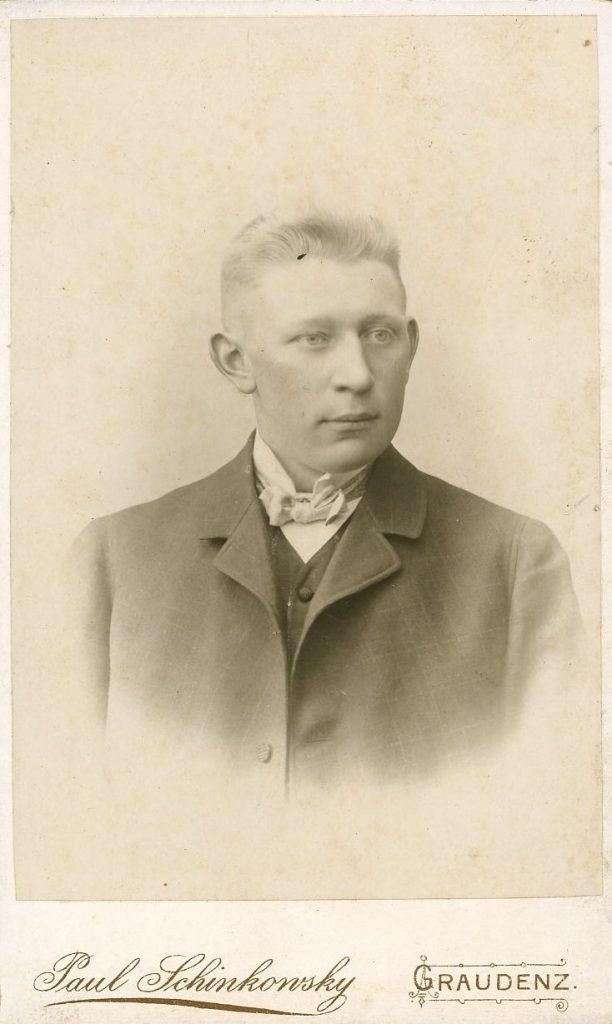 Paul Schinkowsky - Graudenz