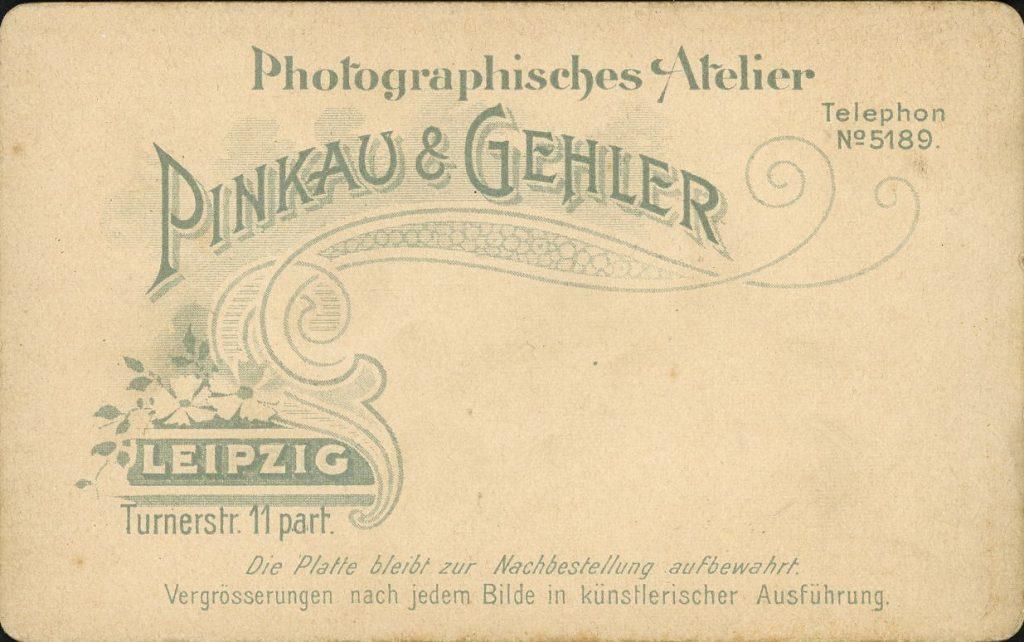 Pinkau - Gehler - Leipzig