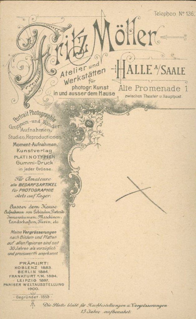 Fritz Möller - Halle a.S.