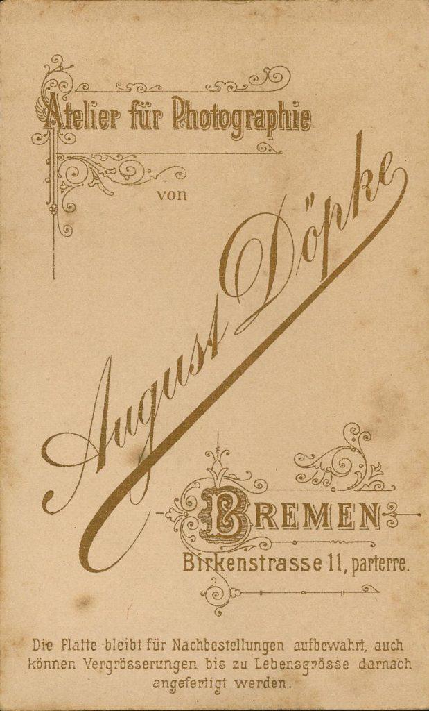 August Döpke - Bremen