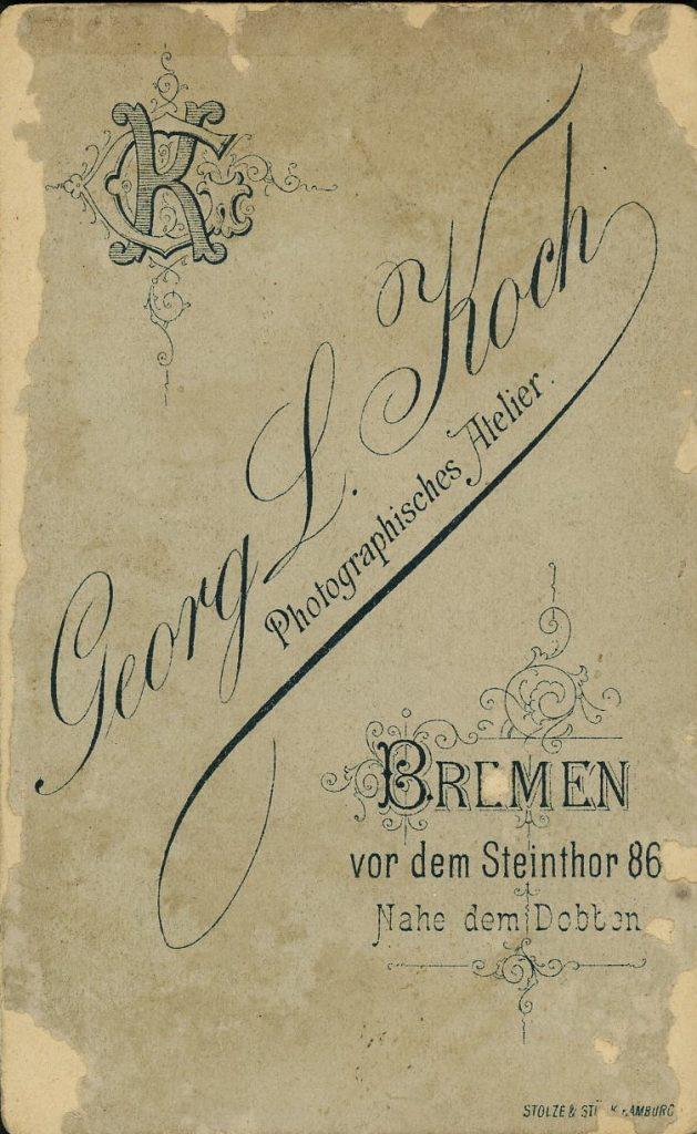 Georg L Koch - Bremen