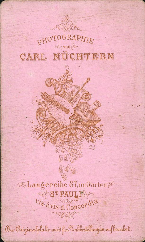 Carl Nüchtern - St Pauli