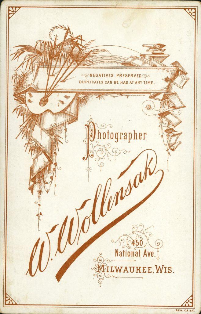 W. Wollensak - Milwaukee