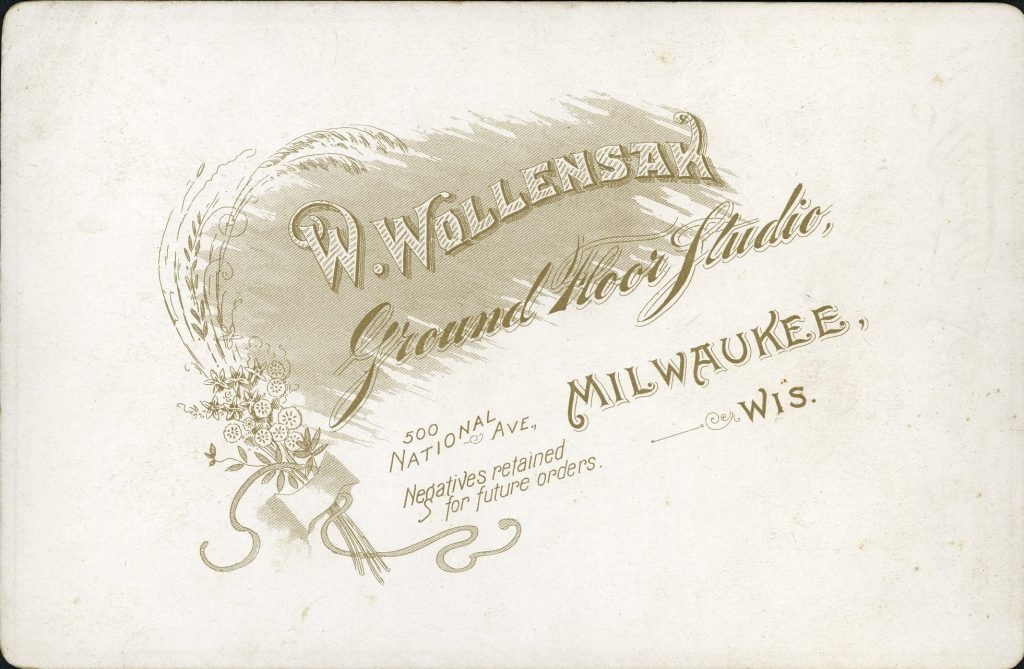 W. Wollensak - Milwaukee