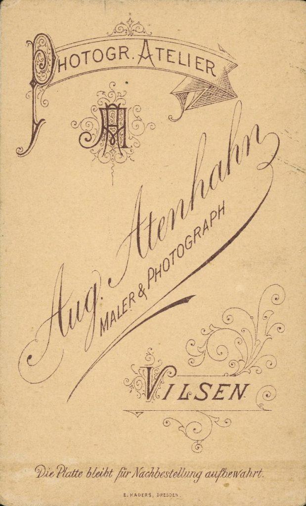 Aug. Atenhahn - Vilsen