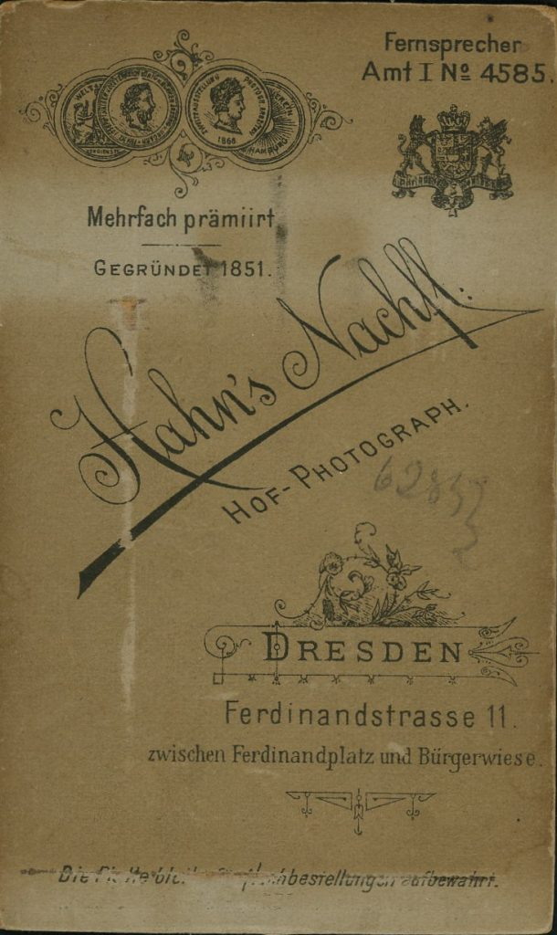Hahn - Dresden
