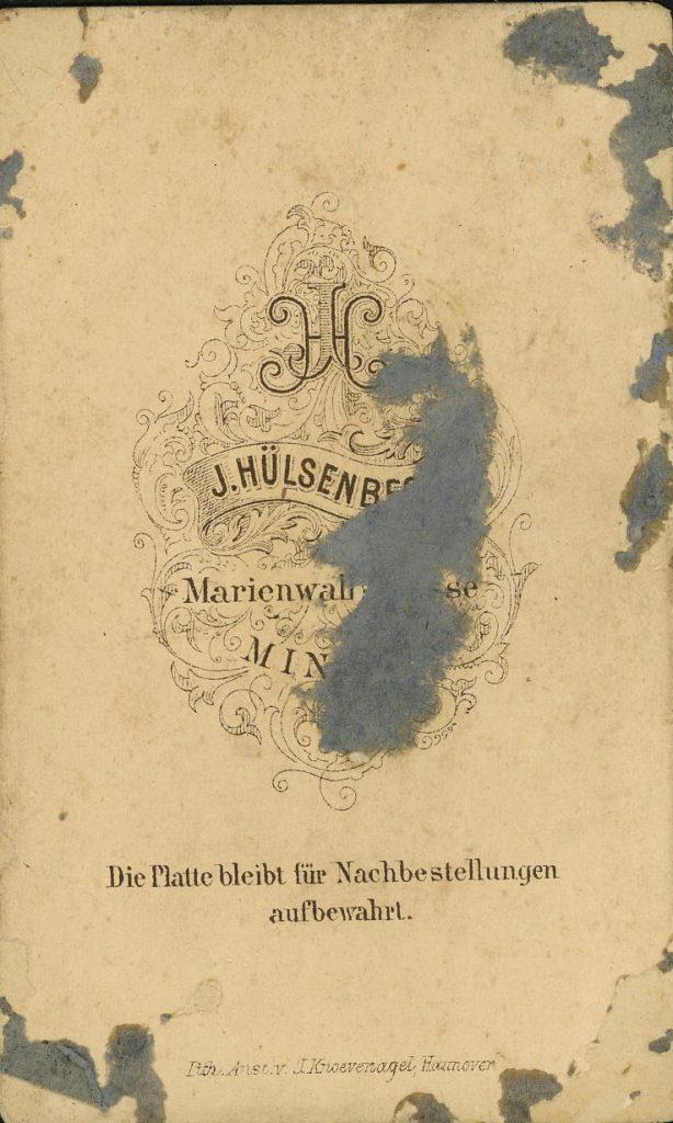J. Hülsenbeck - Minden
