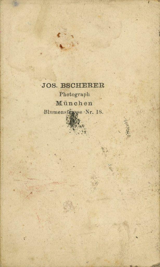 Jos. Bscherer - München