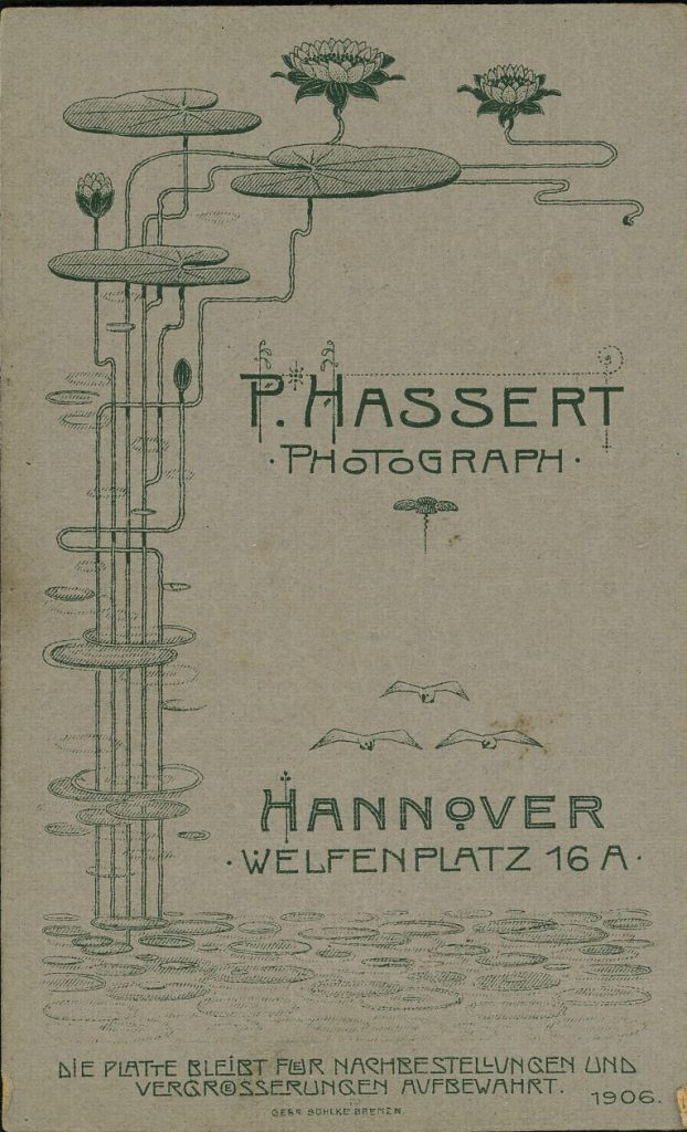 P. Hassert - Hannover