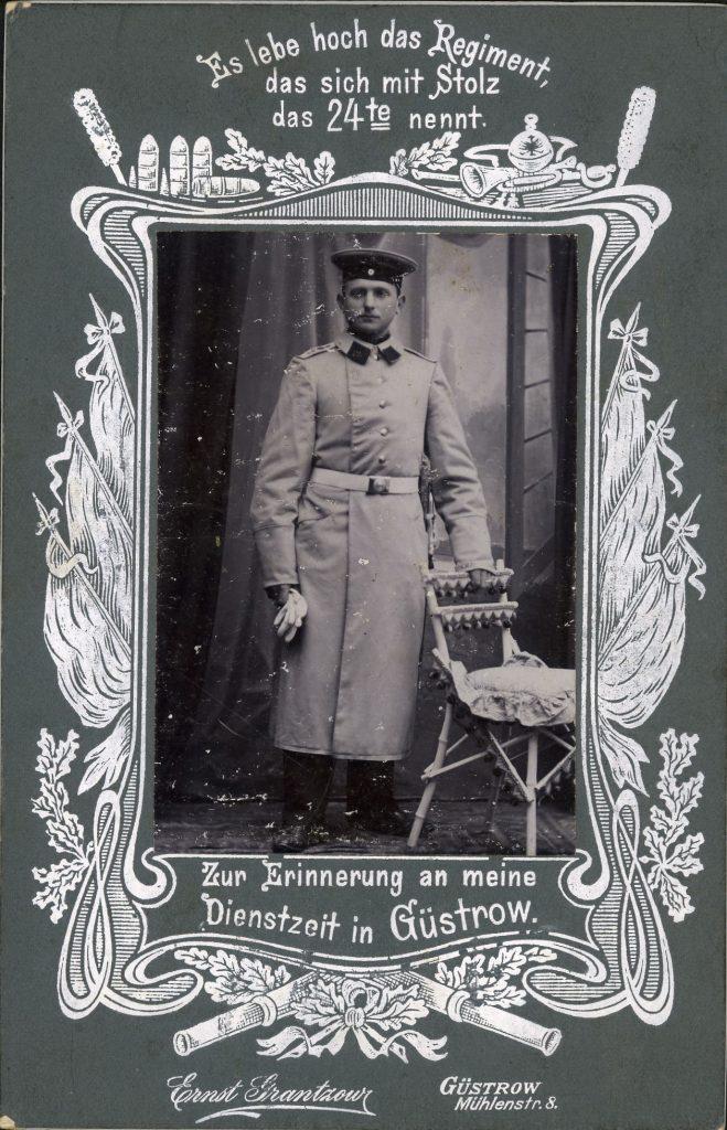 Ernst Grantzow - Güstrow