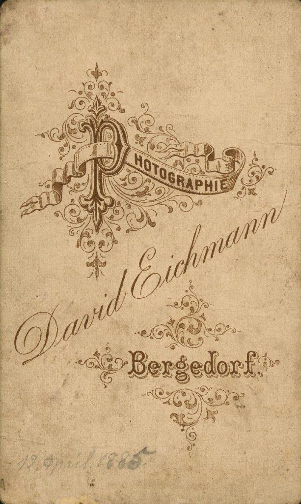David Eichmann - Bergedorf