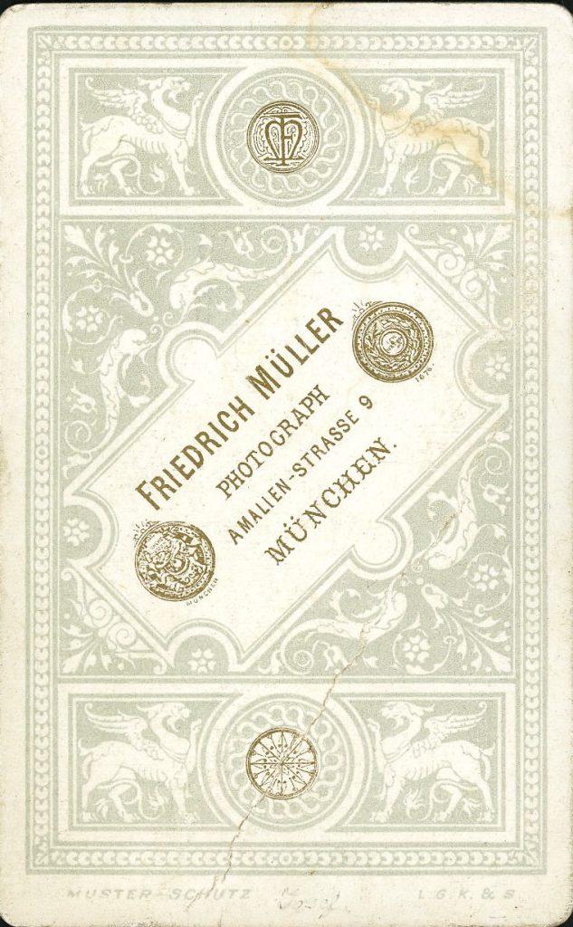 Friedrich Müller - München