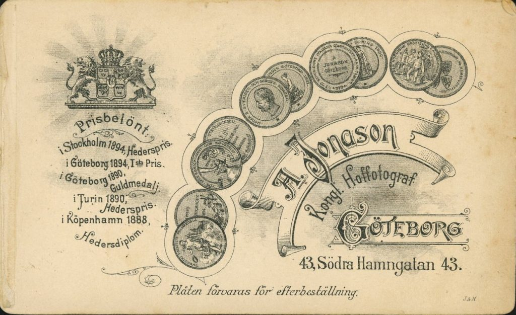 A. Jonason - Göteborg
