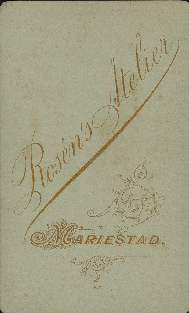 Rosén - Mariestad
