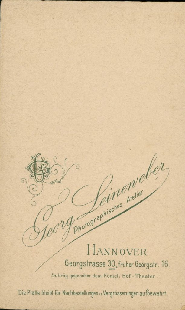 Georg Leineweber - Hannover