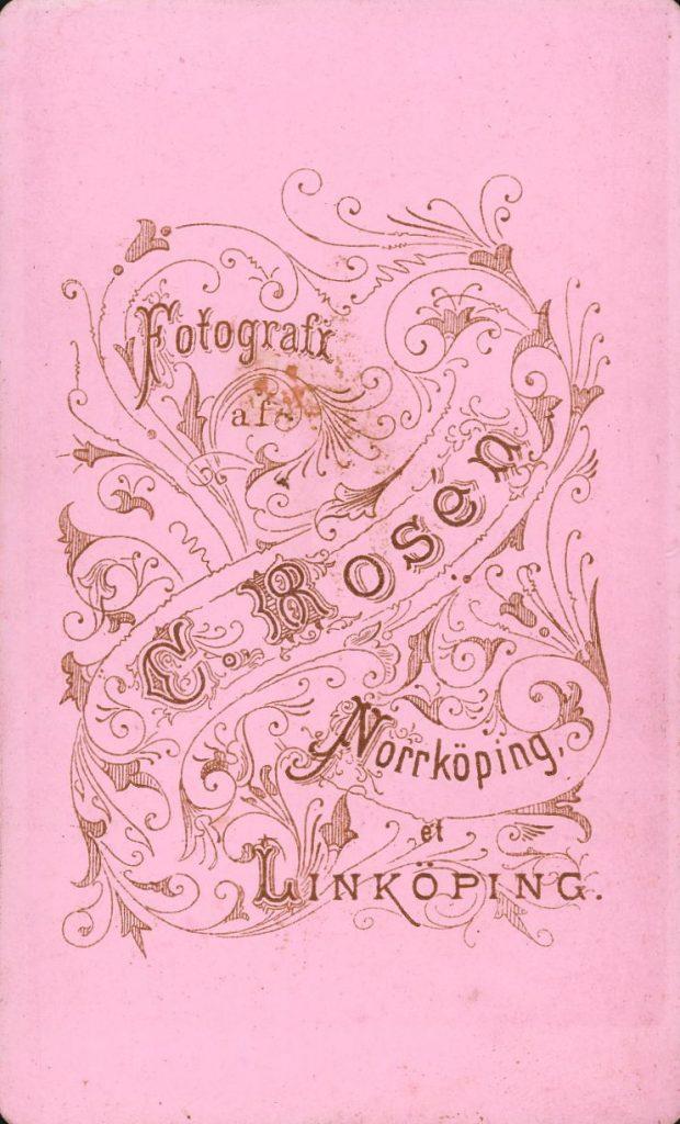 C. Rosén - Norrköping - Linköping