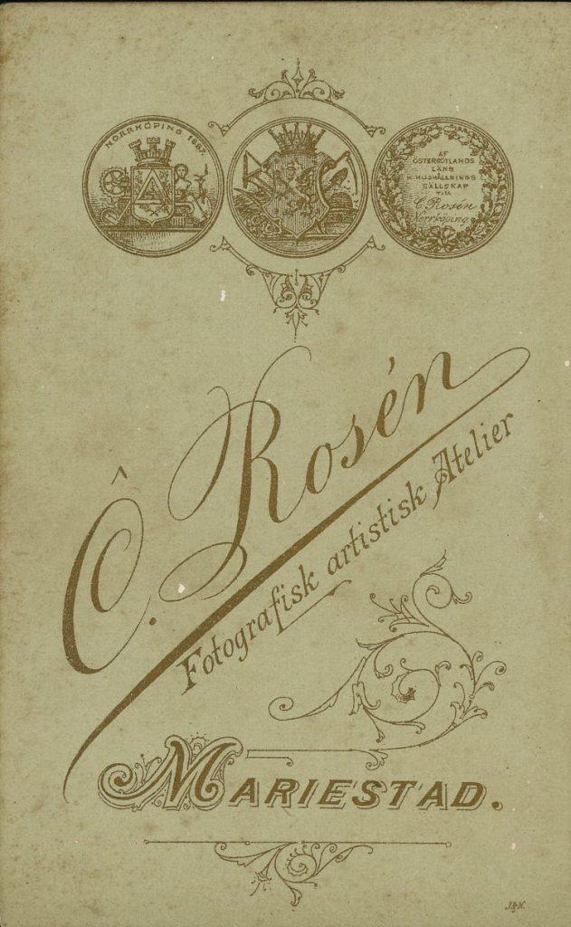 C. Rosén - Mariestad
