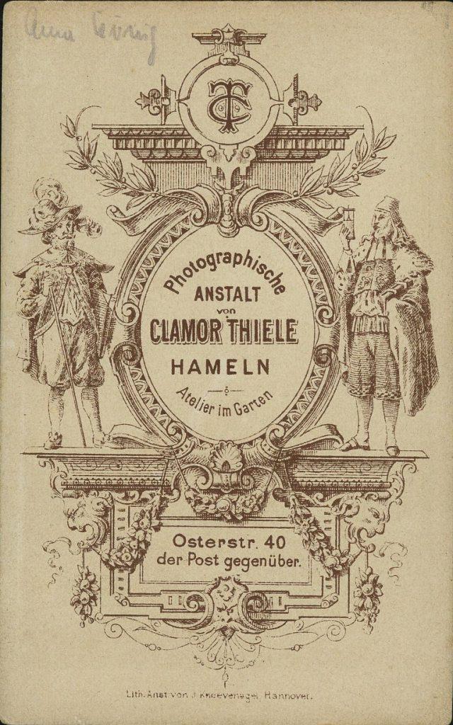 Clamor Thiele - Hameln