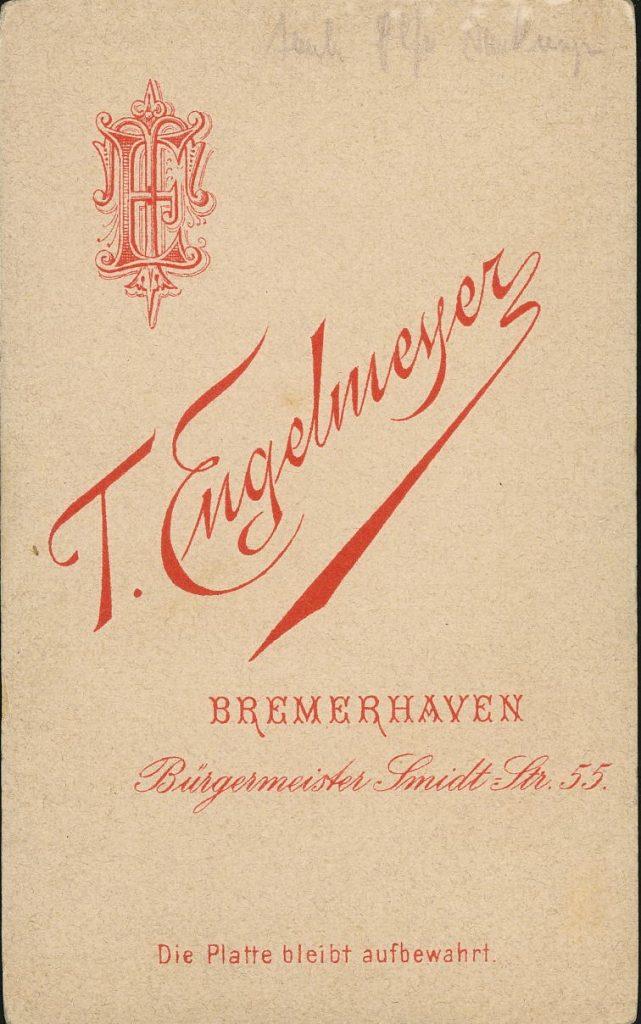 T. Engelmeyer - Bremerhaven