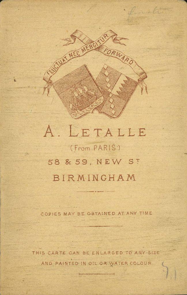 A. Letalle - Birmingham