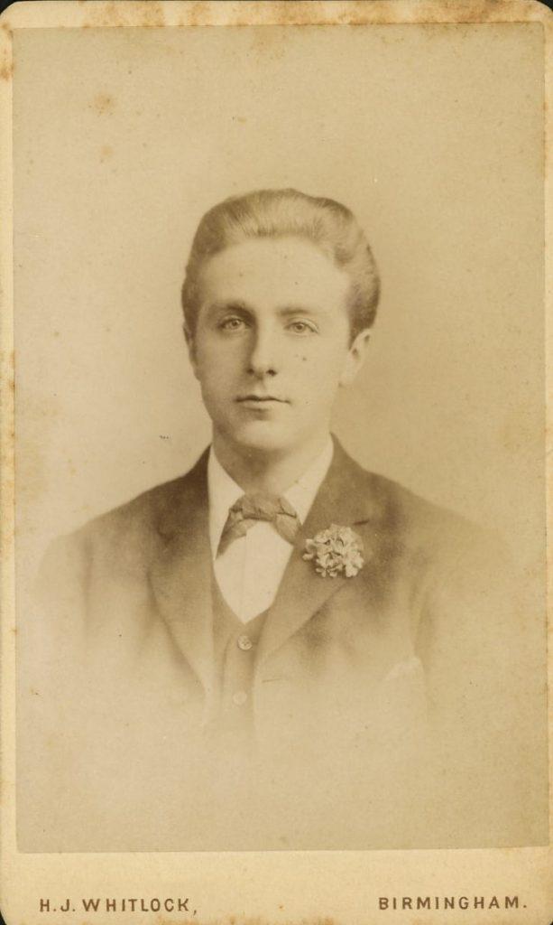 H. J. Whitlock - Birmingham