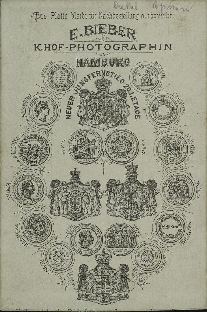 E. Bieber - Hamburg