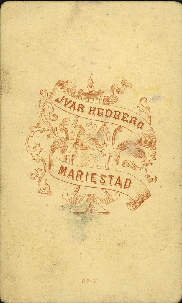 Ivar Hedberg - Mariestad
