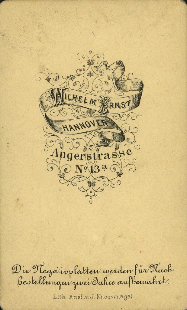 Wilhelm Ernst - Hannover