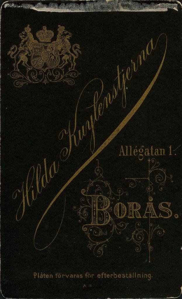 Hilda Kuylenstjerna - Borås
