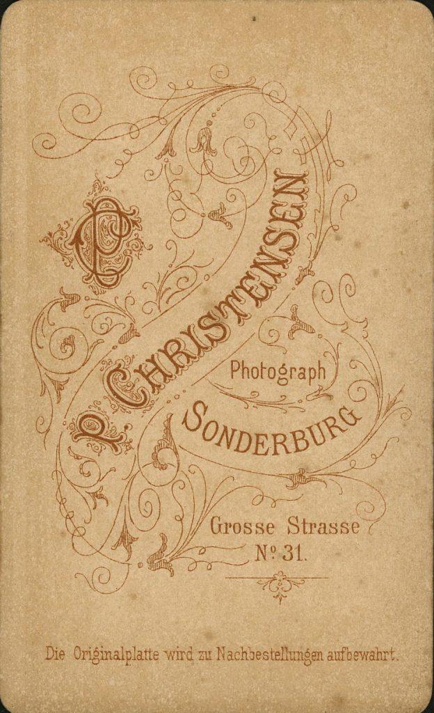 P. Christensen - Sonderburg