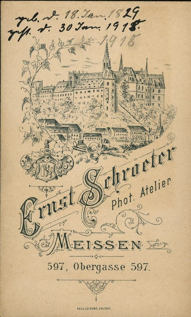 Ernst Schroeter - Meissen