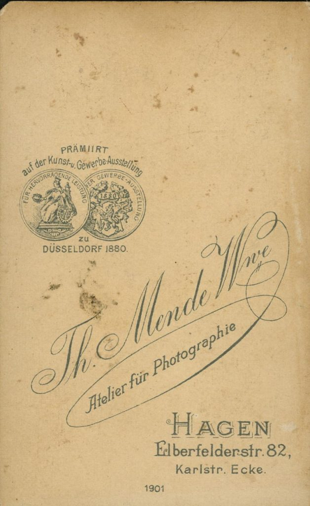 Th. Mende - Hagen