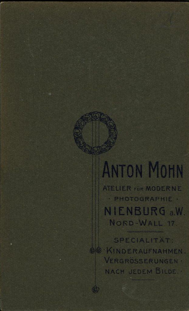 Anton Mohn - Nienburg