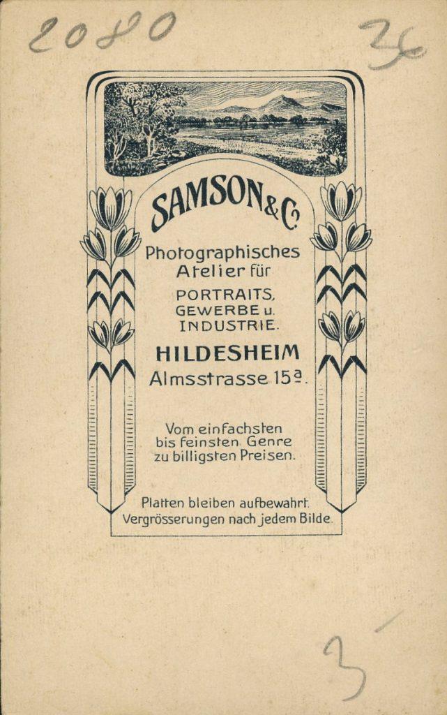 Samson - Hildesheim