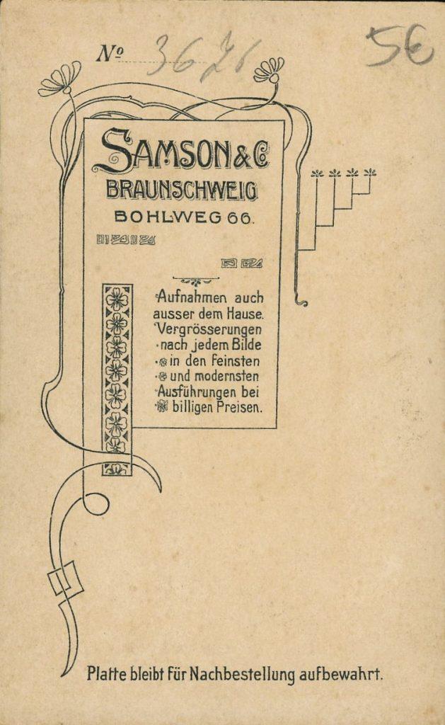 Samson - Braunschweig