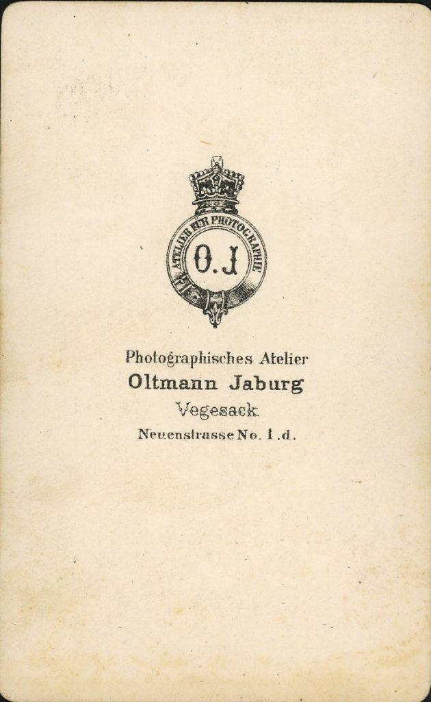 Oltmann Jaburg - Vegesack