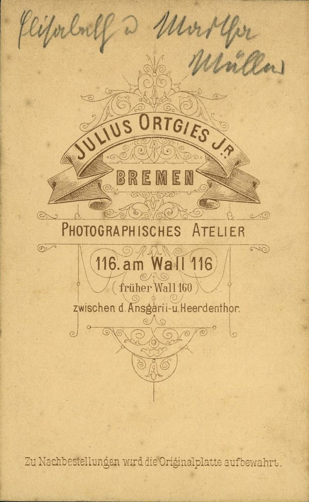 Julius Ortgies - Bremen