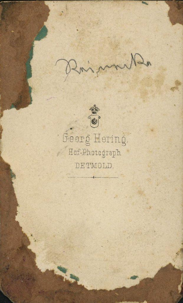 Georg Hering - Detmold