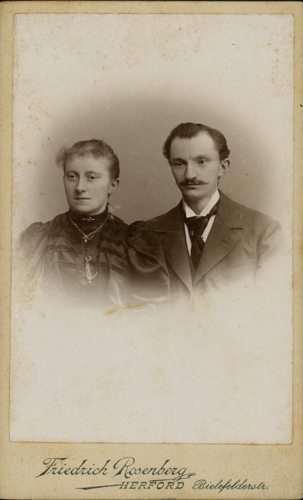 Friedrich Rosenberg - Herford