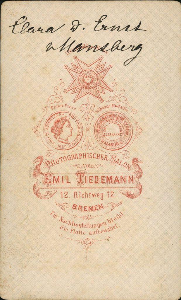 Emil Tiedemann - Bremen