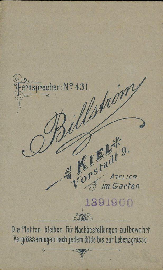 Billström - Kiel