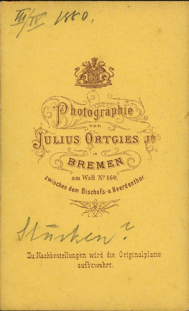 Julius Ortgies - Bremen