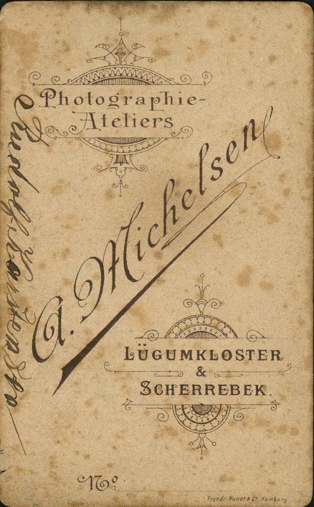 A. Michaelsen - Lügumkloster - Scherrebek