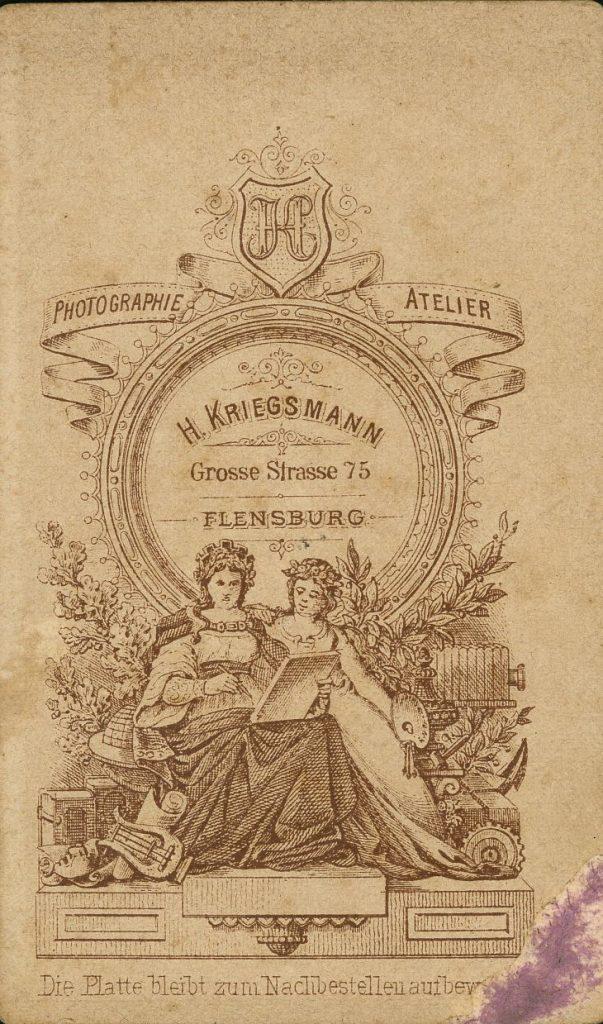 H. Kriegsmann - Flensburg