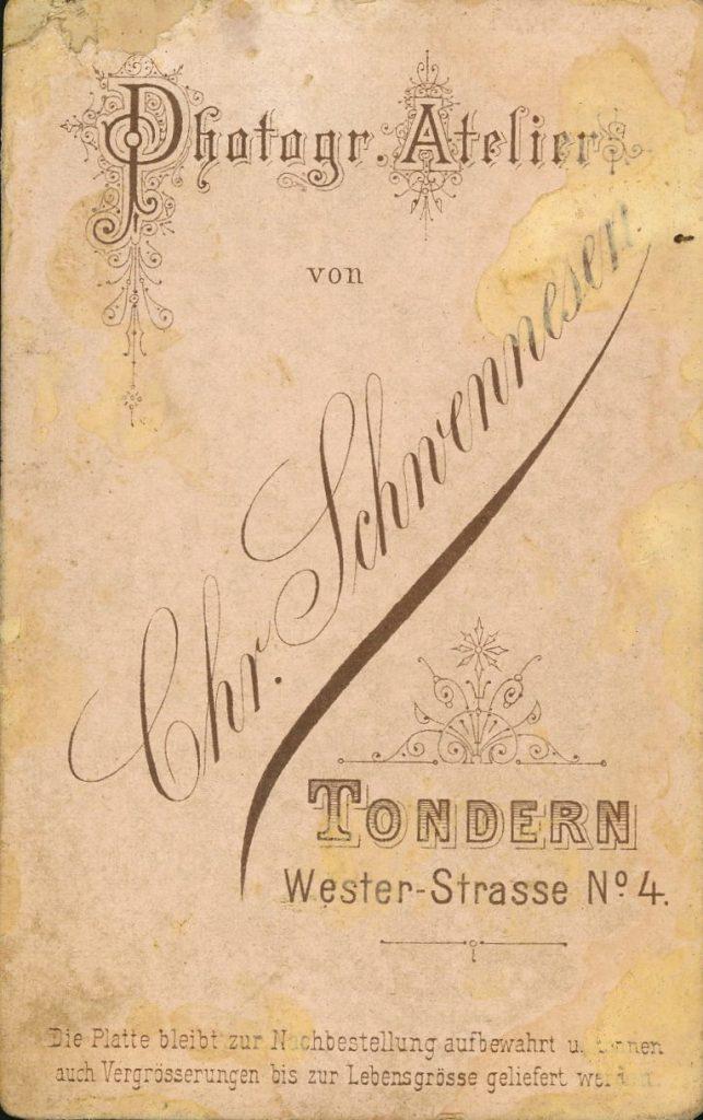 Chr. Schwennesen - Tondern