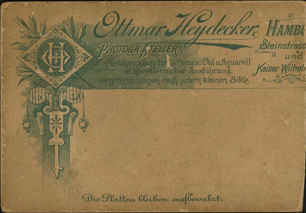 Ottmar Heydecker - Hamburg