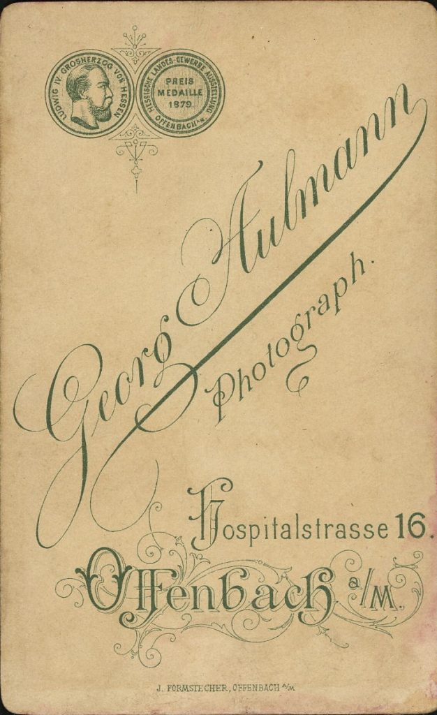 Georg Aulmann - Offenbach