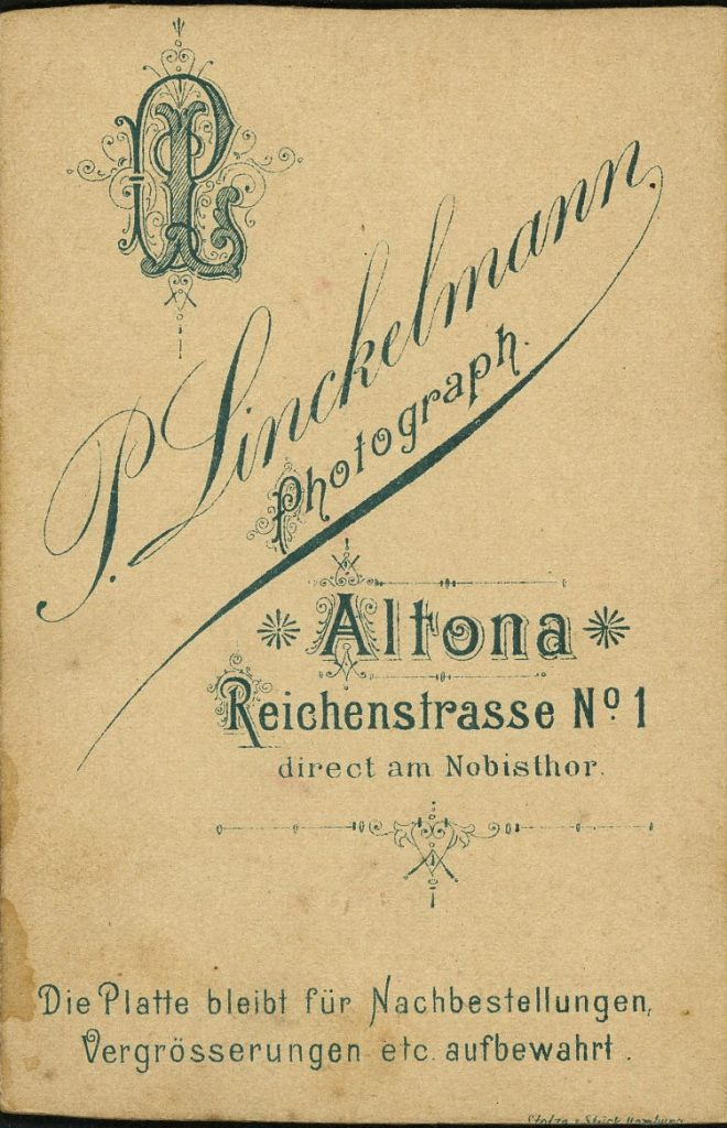 P. Linckelmann - Altona